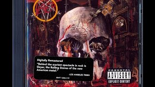Slayer - Mandatory Suicide [remastered, HQ]