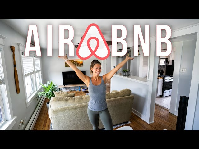 Creating Our FIRST AIRBNB in 4 DAYS