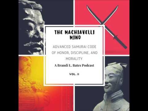 The Machiavelli Mind Vol. II - Brandi L. Bates