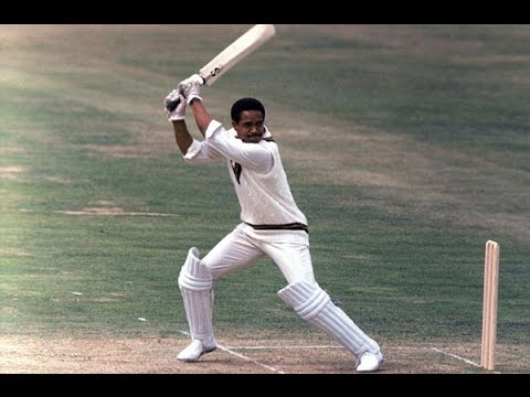 Sir Garfield Sobers hits 6 Sixes in an over