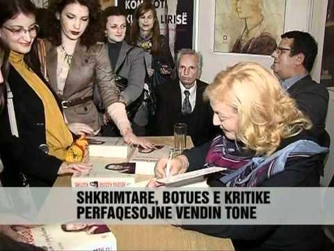 Shkrimtaret shqiptare ne panairin e Leipzig - Vizion Plus - News - Lajme