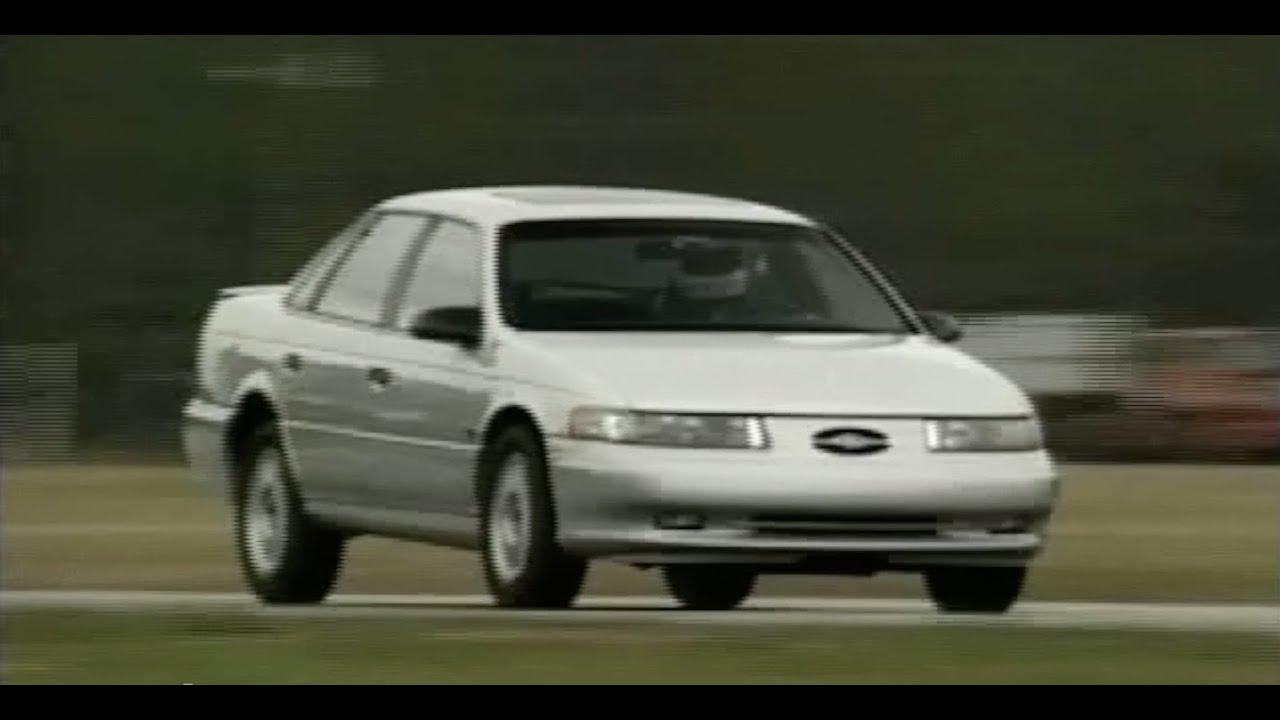 motorweek retro review 1993 ford taurus sho youtube rh youtube com 1995 Taurus SHO Engine 2000 Ford Taurus Sho