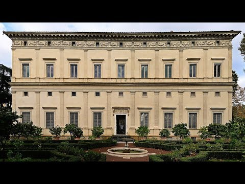Places to see in ( Rome - Italy ) Villa Farnesina