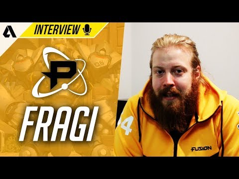 Fusion Fragi on His Path to Pro, Reinhardt Duel With Fissure & The Role of Brigitte | OWL Interview