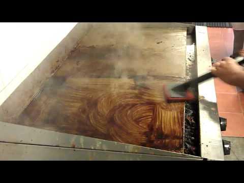 Limpiador liquido para planchas de cocina youtube - Plancha de cocina ...