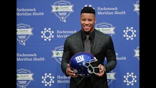 2018 NFL Draft: Was Penn State's Saquon Barkley really worth the No. 2 pick?
