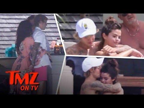 Justin Biebers Dad Gets Married!  TMZ TV