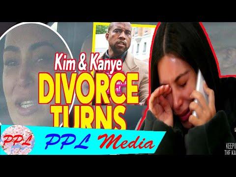 Kim Kardashian & Kanye West: DIVORCE!