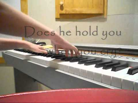 Like We Used To (Official Piano Version) Piano Cover