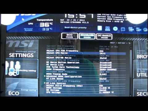 AMD Bulldozer FX-8150