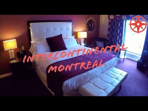 Hotel InterContinental Montréal - Hotelvorstellung / InternationalPax TV
