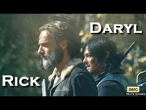 Rick & Daryl | Hey Brother | The Walking Dead (Music Video)