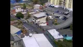 """Ataque contra el periódico """"El Avance"""" en Los Teques, Vzla"""