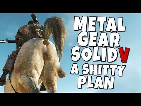 Metal Gear Solid 5: Phantom Pain - A...