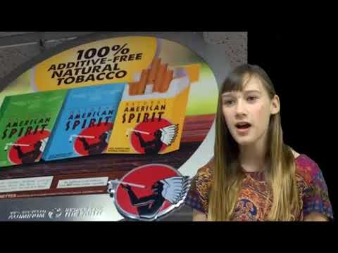 Grass Valley Charter Tobacco PSA Video - in partnership with Nevada County Public Health