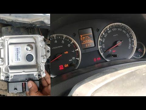 how to programming ECM Maruti Suzuki car / how to replace and coding Maruti Suzuki car ECM