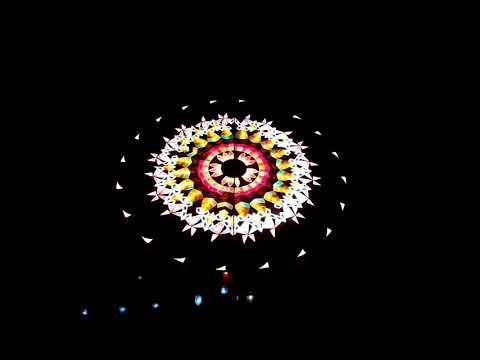 Mobile Videography - Davao City Hall at Night During Christmas Season