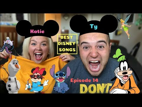 BEST Disney Songs OF All Time (TK Top Tunes Episode 14)