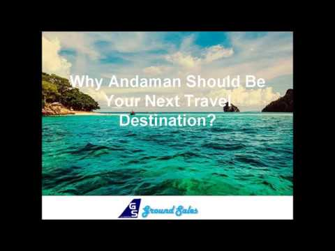 Why Andaman Should Be Your Next Travel Destination? – Best Andaman Travel Plan & Package