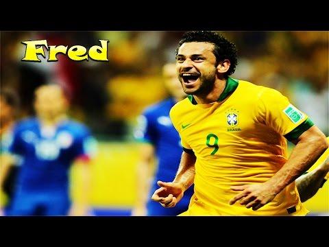 Fred - ★Belos Gols★ ●Lyon ●Fluminense e ●Seleção Brasileira