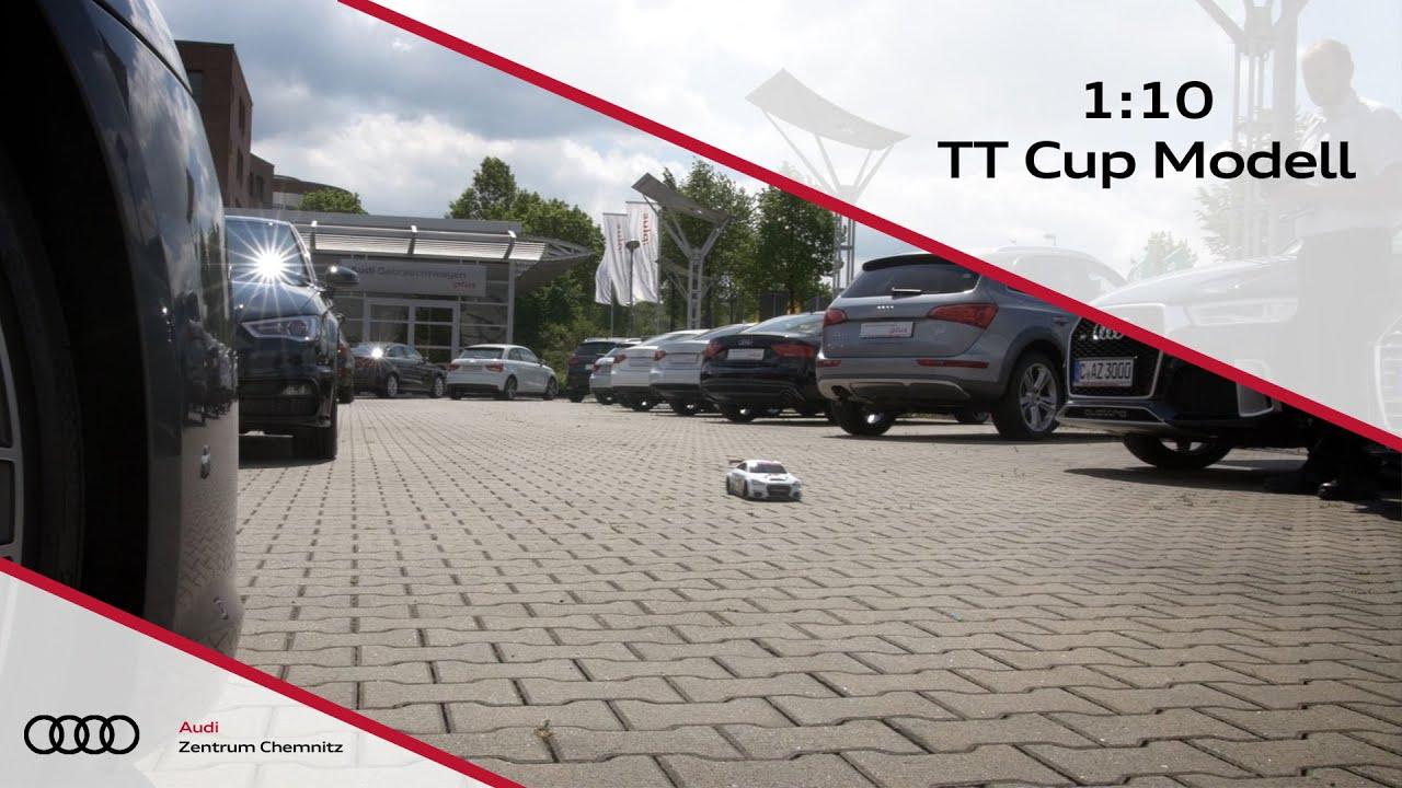 Audi Tt Cup Modell 1 10 Jetzt Verfugbar Im Audi Zentrum Chemnitz