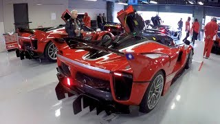 This is the Exclusive Trackday for Billionaires! [Sub ENG]