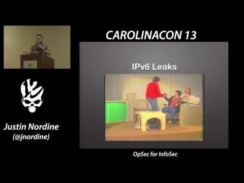 OpSec for InfoSec - Justin Nordine