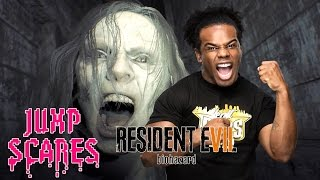RESIDENT EVIL 7 - Pt. 1: BIOHAZARD scares the HELL out of Austin!!! — Jump Scares