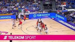 Italien - Deutschland | Gruppenphase EuroBasket 2017 | Telekom Sport