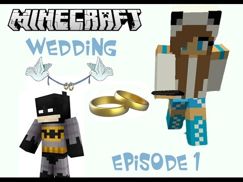 A Minecraft Wedding I Episode 1 I Danikins