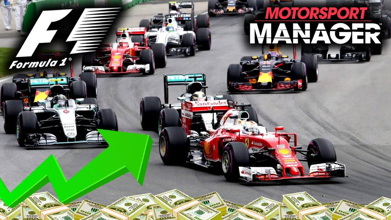 new parts now new championship position f1 motorsport manager pc youtube. Black Bedroom Furniture Sets. Home Design Ideas