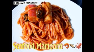 Easy Seafood Marinara Recipe