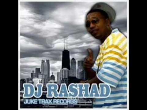 DJ Rashad - In Da Club Before Eleven O' Clock