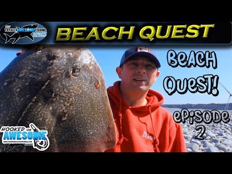 BEACH QUEST - Episode 2 | TAFishing