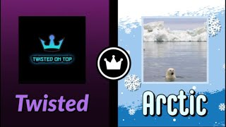 Twisted vs Arctic | IBS 1v1 plat cup