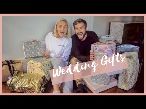 Opening all our WEDDING GIFTS || Mr & Mrs Thomas from YouTube · Duration:  19 minutes 38 seconds