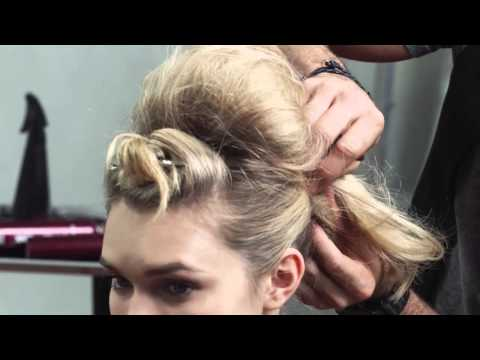 How To Create An Updo Hair Style With Volume