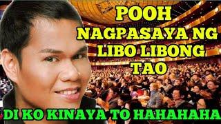 POOH Comedian Nagpatawa sa Libo Libo Nating Kababayan - Miski Ako Di Ko Kinaya Hahaha
