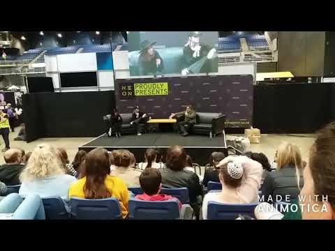 LesleyAnn Brandt and Lauren German Armageddon 2nd Panel