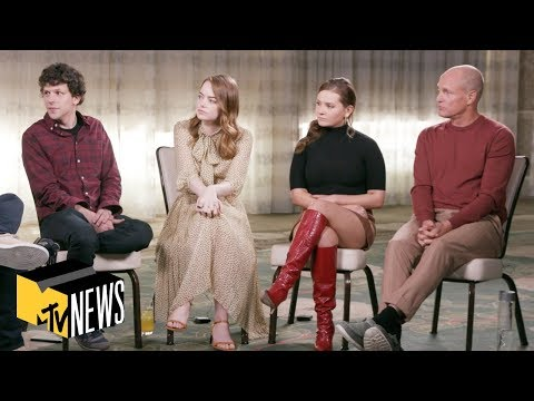'Zombieland: Double Tap' Cast On Sequels & Reuniting After 10 Years | MTV News