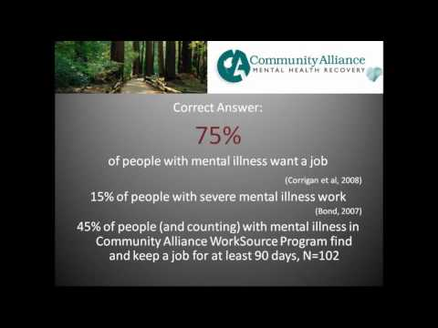 Supported Employment Webinar