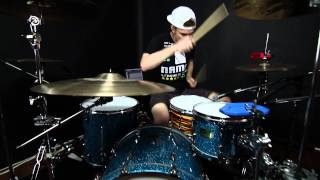 Phil J - When Can I see You Again - Drum Remix Cover
