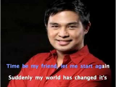 Home- Jed Madela - Sing Along