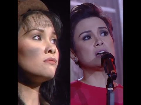 Lea Salonga 'On My Own' Then And Now (22 Years Apart)