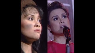 lea salonga on my own then and now 22 years apart