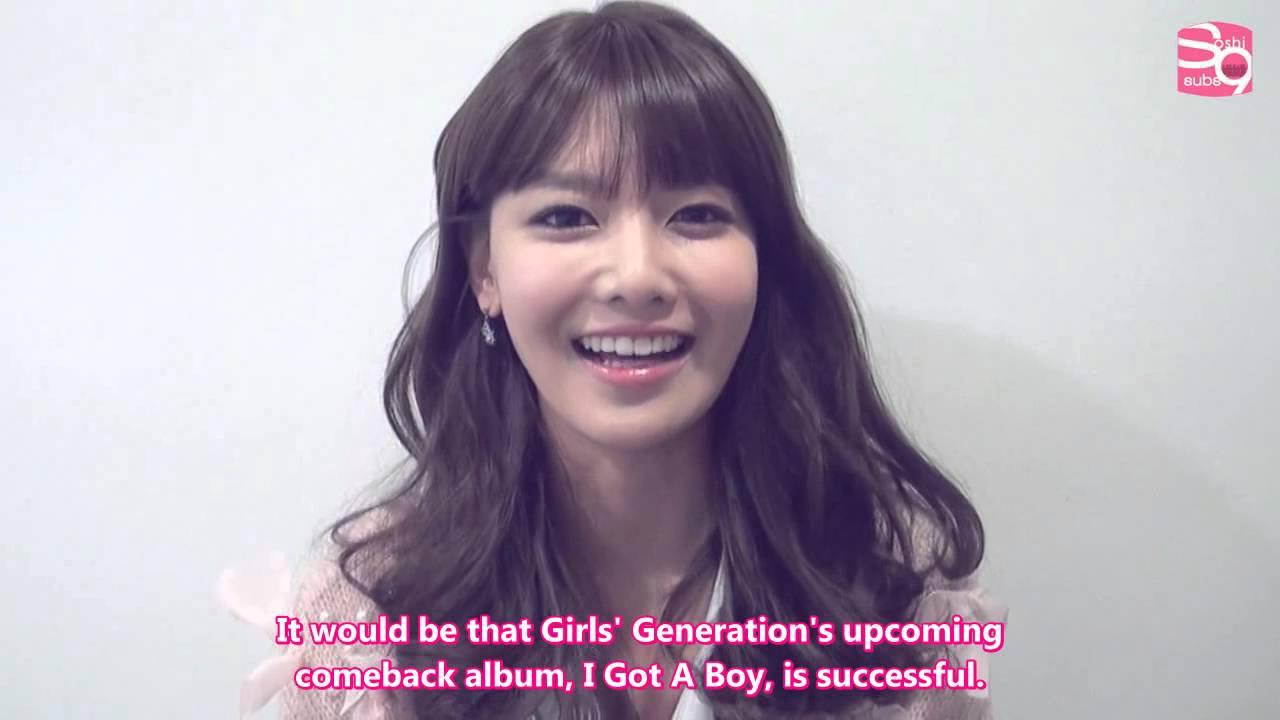 """""""I Got A Boy"""" Comeback Story - Sooyoung [2012.12.30] (en)"""