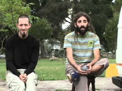 Increíble historia de mochileros argentinos en Quito