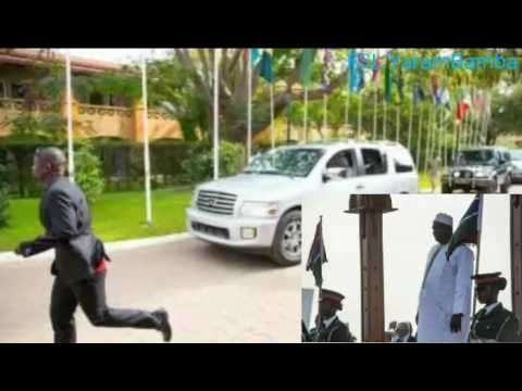 Gambia News With Sarjo Barrow 20/4/2017