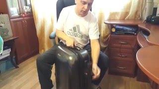 Обзор пластикового чемодана Best Bags(, 2015-12-03T20:13:30.000Z)