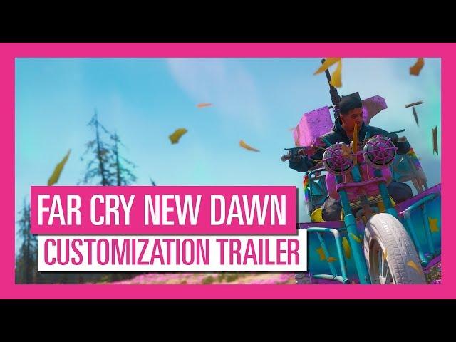 Far Cry New Dawn: Customization Trailer